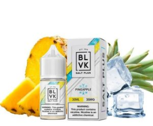 Líquido Blvk Unicorn Salt - Salt Plus - Pineapple