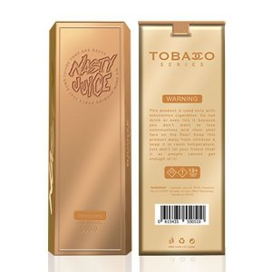 Líquido Nasty Juice - Tobacco Series - Bronze Blend