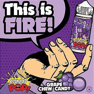 Líquido Candy POP! - Grape Chew Candy