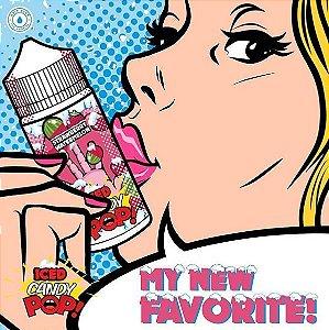 Líquido Candy POP! - ICED Strawberry Watermelon
