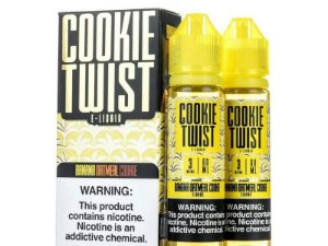 Líquido Cookie Twist - Banana Oatmeal Cookie