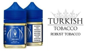 Líquido Halo - Turkish Tobacco (Robust Tobacco)