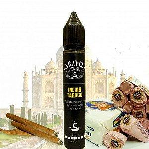 Líquido Caravela Liquids - Indian Tabaco