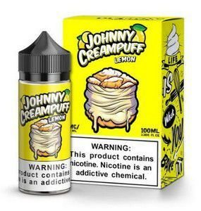 Liquido Johnny Creampuff - Lemon