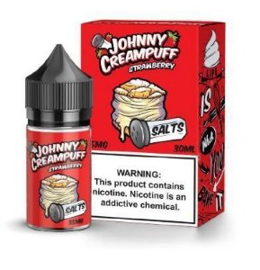 Liquido Johnny Creampuff - Strawberry