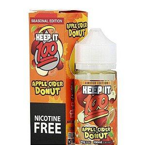 Líquido Keep It 100  - Apple Cider Donut