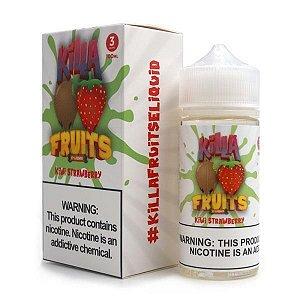 Líquido Killa Fruits - Kiwi Strawberry Ice