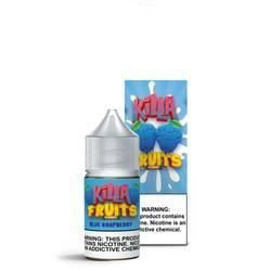 Líquido Killa Fruits Salt Nicotine - Blue Raspberry