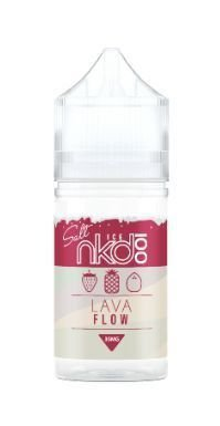 Líquido Lava Flow Ice Salt - NAKED 100