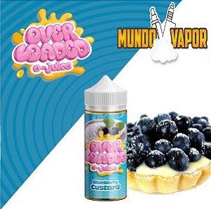 Líquido Loaded - Blueberry Custard