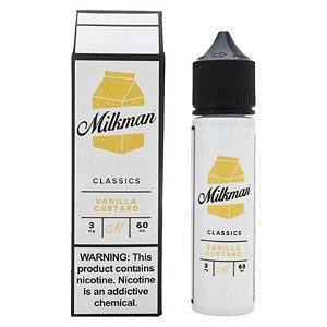 Líquido Milkman Classics - Vanilla Custard