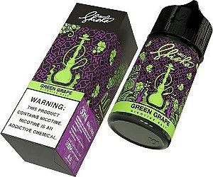Líquido Nasty Juice Salt - Shisha - Green Grape