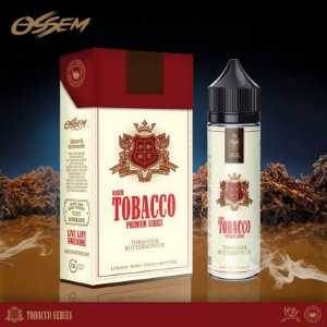 Líquido Ossem Juice - Butterscotch Tobacco