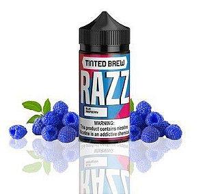 Líquido Tinted Brew RAZZ - Blue Raspberry ON ICE