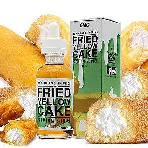 Liquido TOP CLASS E-juice - Fried Yellow Cake