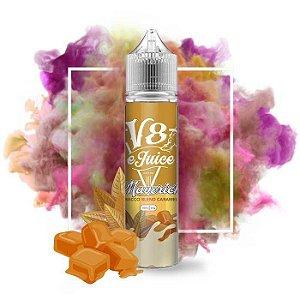 Líquido V8 E-Juice - Tobacco Blend Caramel - Maverick