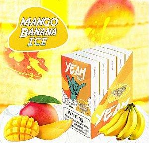 Yeah Pods Mango Banana ICE - Compatíveis com JUUL - YEAH