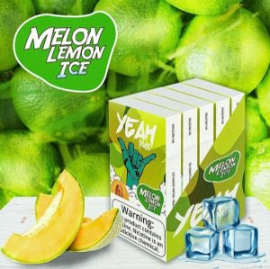 Yeah Pods Melon Lemon Ice - Compatíveis com Juul - Yeah