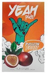 Yeah Pods Passion Fruit - Compatíveis com JUUL - YEAH