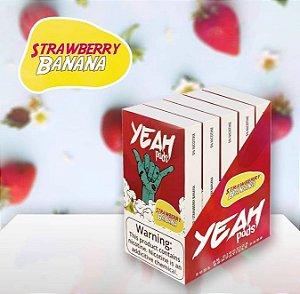 Yeah Pods Strawberry Banana - Compatíveis com JUUL - YEAH