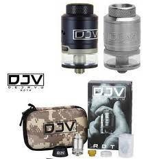 Atomizador 24mm RDTA Dejavu - DJV