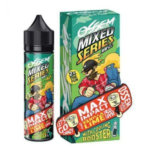 Líquido Max Impact Vanilla Lime - Mixed Series - OSSEM JUICE