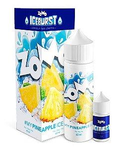 Líquido Zomo - Iceburst - My Pineapple Ice