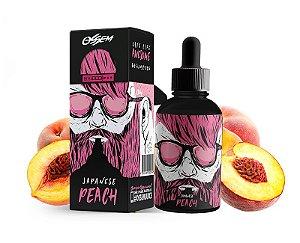 Líquido Ossem Juice Salt -  Fruity Series - Japanese Peach