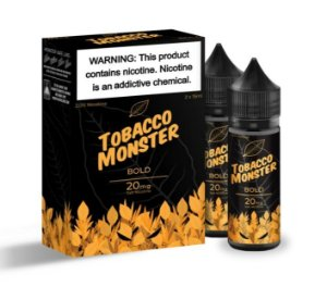 Líquido Tobacco Monster - Bold