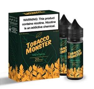 Líquido Salt Nicotine - MENTHOL - Tobacco Monster