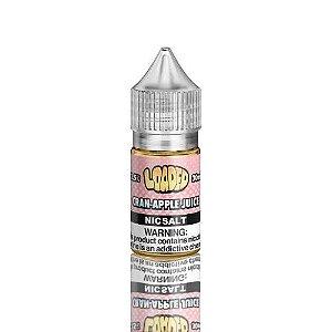 Líquido Loaded Salt - Cran-Apple Juice