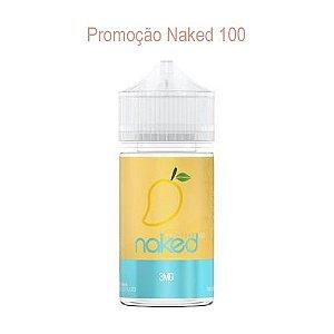 Promoção Líquido Naked 100 - Basic Ice - Mango