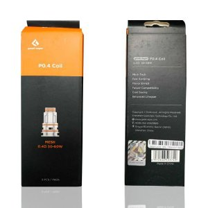 Resistência para Aegis Boost Pro P0.4 Mesh - Geekvape