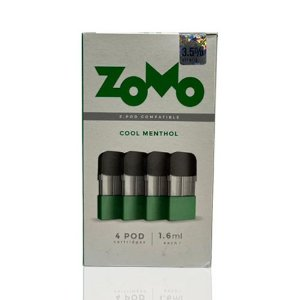 Pod Zomo  Compatível Com Z.Pod - Cool Menthol