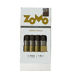 Pod Zomo  Compatível Com Z.Pod - Creme Crunch