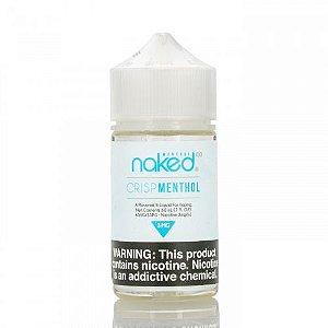 Líquido Naked 100 - Crisp Menthol