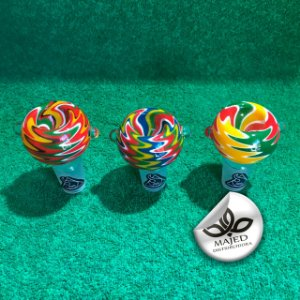 BOWL SQUADAFUM COLORS MACHO 19MM