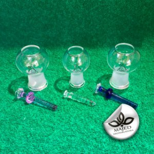 DOMELESS SQUADAFUM FÊMEA 14 E 19MM