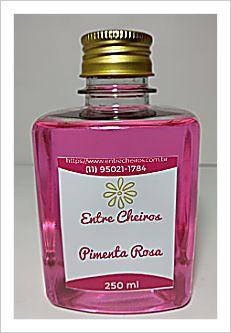 Pimenta Rosa - 250 ml