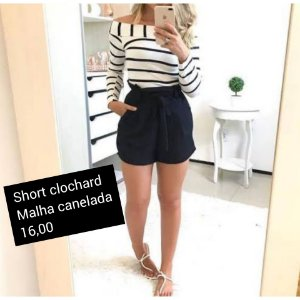 Short Clochard Odete