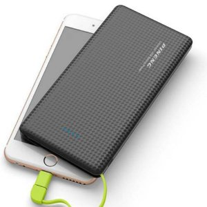 Carregador Portátil Power Bank Original Pineng 10000mah Dual Usb
