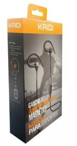 Fone de ouvido Bluetooth Kaidi Kd-904