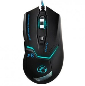 Mouse Gamer USB X8 - Bmax