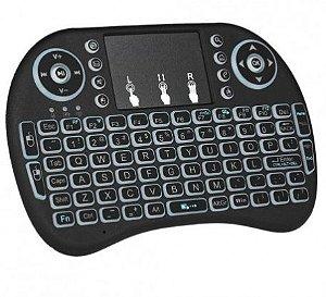 Mini Keyboard para Smart TV sem Led I8 TC-103