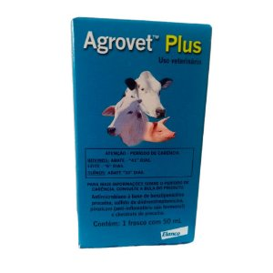 Agrovet Plus Elanco 50ml