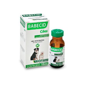 Babecid Cães Biofarm 10ml