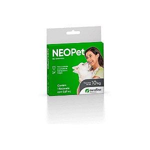 NeoPet 10kg Ouro Fino