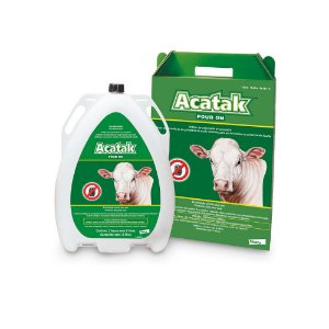 Acatak Pour-on Elanco 5l