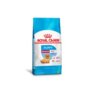 Ração Royal Canin Mini Indoor Puppy 1kg