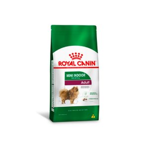 Ração Royal Canin Mini Indoor Adult 1kg